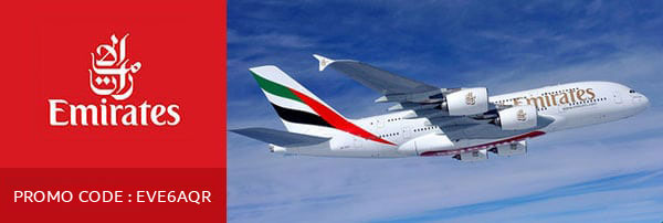 Emirates Airlines Banner