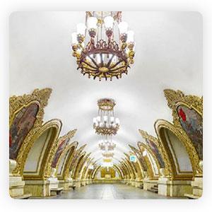 Moscow Underground Metro